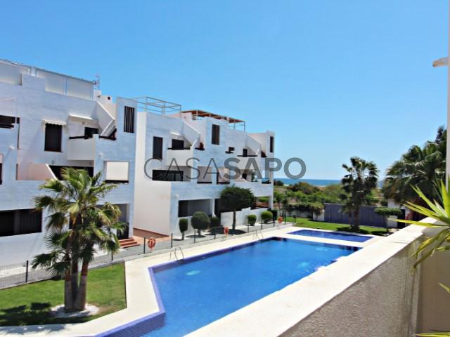 Apartamento 2 habitaciones Vera-Playa, Vera-Costa, Vera