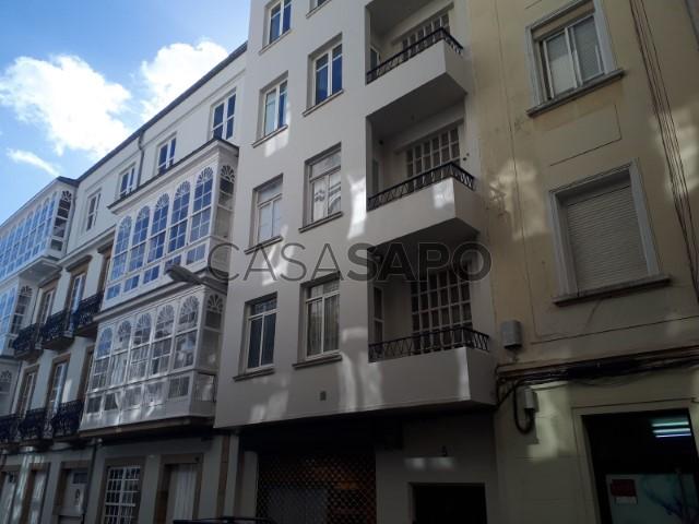 Piso 2 Habitaciones 3 Hab Auxiliares Centro Ferrol Ferrol