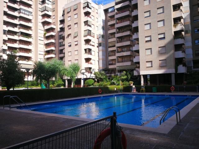 Piso 4 habitaciones Universidad, Zaragoza, Zaragoza