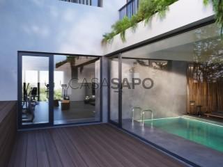 Ver Apartamento 4 habitaciones Con garaje, Amoreiras (Santa Isabel), Campo de Ourique, Lisboa, Campo de Ourique en Lisboa
