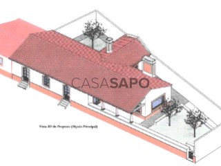 Voir Maison 4 Pièces, Azinhaga, Golegã, Santarém, Azinhaga à Golegã
