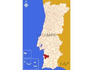 Voir Propriété , Santiago do Cacém, S.Cruz e S.Bartolomeu da Serra à Santiago do Cacém