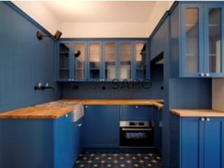 Ver Apartamento 1 habitaciones + 2 hab. auxiliares, São Bento (Santos-o-Velho), Estrela, Lisboa, Estrela en Lisboa