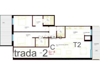 Voir Appartement 3 Pièces Avec garage, Olhão, Faro à Olhão