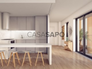 Ver Apartamento T1 com piscina, Campolide em Lisboa