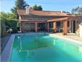 See House 6 Bedrooms with swimming pool, Candemil e Gondar in Vila Nova de Cerveira