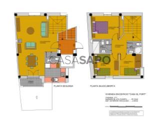 Dúplex 3 habitaciones, Benasque, Benasque