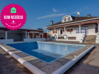See House 4 Bedrooms With garage, Castelo (Gondim), Castêlo da Maia, Porto, Castêlo da Maia in Maia