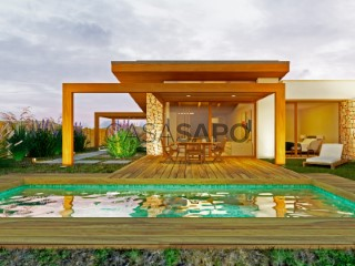 See House 3 Bedrooms With swimming pool, Praia Del Rey, Vau, Óbidos, Leiria, Vau in Óbidos