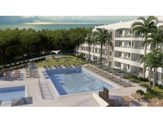 Ver Apartamento T2 vista mar, Almancil em Loulé