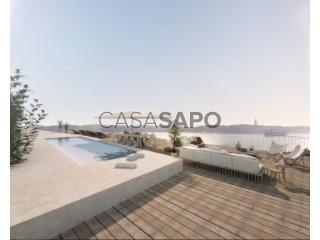 Ver Ático 6 habitaciones Con garaje, Janelas Verdes (Santos-o-Velho), Estrela, Lisboa, Estrela en Lisboa