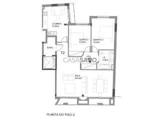 Ver Apartamento 2 habitaciones, Cidade de Santarém en Santarém