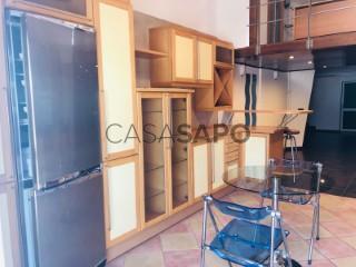 Ver Apartamento 1 habitación + 1 hab. auxiliar con garaje, Covilhã e Canhoso en Covilhã