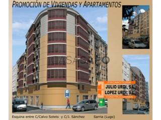 Ver Apartamento 2 habitaciones en Sarria