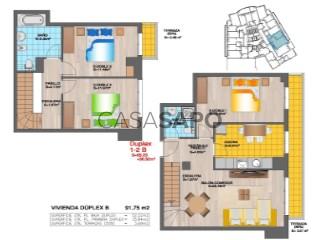 Ver Dúplex 3 habitaciones en Avilés