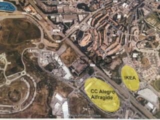 See Commercial Land, Alfragide, Amadora, Lisboa, Alfragide in Amadora