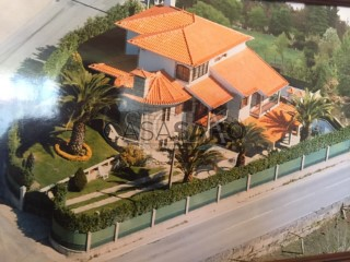 See House 4 Bedrooms With garage, Fregim, Amarante, Porto, Fregim in Amarante