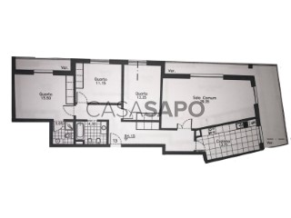 Ver Apartamento T3, São Martinho do Bispo e Ribeira de Frades em Coimbra