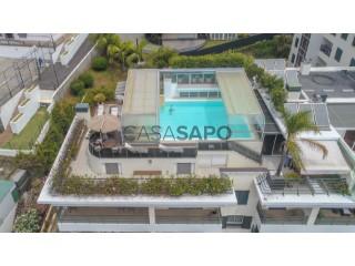 Voir Appartement 5 Pièces, Ihéus, Funchal (São Pedro), Madeira, Funchal (São Pedro) à Funchal