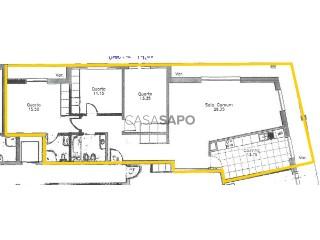 Voir Appartement 4 Pièces avec garage, São Martinho do Bispo e Ribeira de Frades à Coimbra