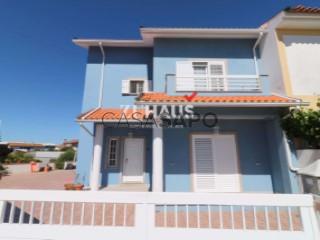 Ver Casa 4 habitaciónes, Duplex con garaje, São Jacinto en Aveiro