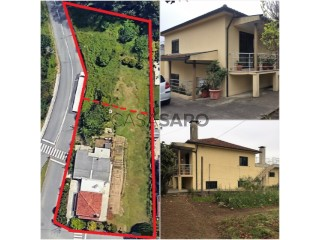 Voir Maison Isolée 5 Pièces Duplex avec garage, O. Azeméis, Riba-Ul, Ul, Macinhata Seixa, Madail à Oliveira de Azeméis