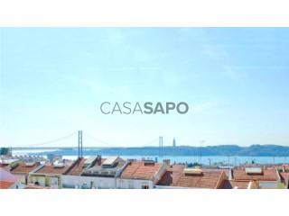 Voir Appartement 3 Pièces, Pedrouços (Santa Maria de Belém), Lisboa, Belém à Lisboa