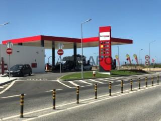 Voir Pompe à essence, Centro, Atouguia da Baleia, Peniche, Leiria, Atouguia da Baleia à Peniche
