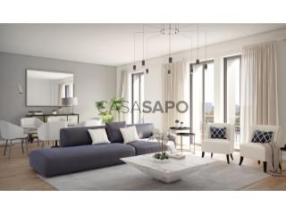 Voir Appartement 2 Pièces avec garage, Alvalade à Lisboa