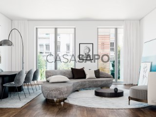 Ver Apartamento T1 com garagem, Avenidas Novas em Lisboa