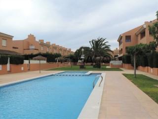 Ver Planta baja - piso 2 habitaciones con piscina, Mar de Cristal en Cartagena