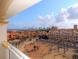Apartamento 2 habitaciones, Mar de Cristal, Cartagena