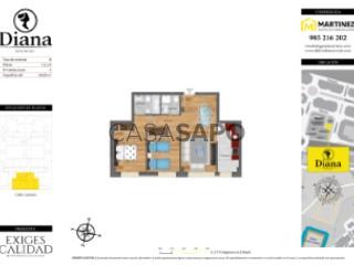 Ver Piso 2 habitaciones en Oviedo