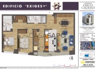 Piso 3 habitaciones, La Ería, Oviedo, Oviedo