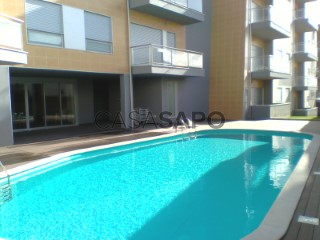Ver Apartamento T1 com garagem, Alcobaça e Vestiaria em Alcobaça