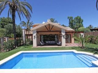 Ver Chalet 5 habitaciones con garaje en Marbella