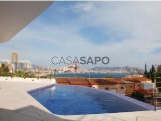 Apartamento 3 habitaciones, Duplex, Playa Poniente, Benidorm, Benidorm