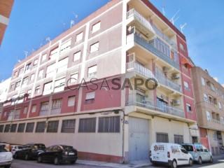 Piso 4 habitaciones, Plaza de Toros, Villena, Villena