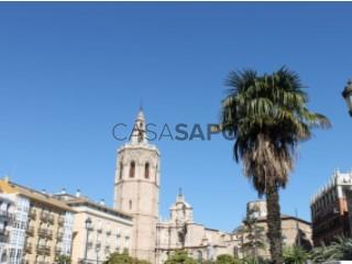 Ver Piso 4 habitación + 1 hab. auxiliar, Ciutat Vella en Valencia