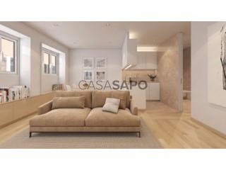 Ver Apartamento 1 habitación, Santo António en Lisboa