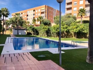 Ver Piso 2 habitaciones con garaje en Málaga