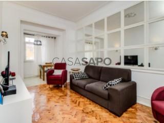 Voir Appartement 3 Pièces, Av. do Brasil (Campo Grande), Alvalade, Lisboa, Alvalade à Lisboa