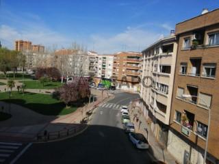 Ver Apartamento 2 habitaciones + 1 hab. auxiliar en Logroño