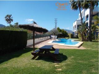 Ver Apartamento 2 habitaciones con piscina en Dénia