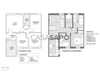 Ver Piso 3 habitaciones + 2 hab. auxiliares en Palencia