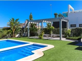 Ver Dúplex 3 habitaciones, Duplex con piscina, Orihuela Costa en Orihuela