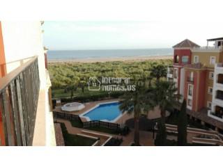 Ver Apartamento 1 habitación con piscina, Isla del Moral en Ayamonte