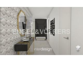 Ver Apartamento T2 Triplex com garagem, Venteira na Amadora
