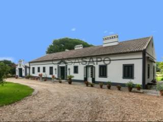 See Country Estate 15 Bedrooms with garage, Santa Maria do Castelo e Santiago e Santa Susana in Alcácer do Sal