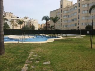 Ver Piso 3 habitaciones Con piscina, Playamar, Torremolinos, Málaga, Playamar en Torremolinos